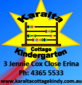 Karalta Cottage Kindergarten